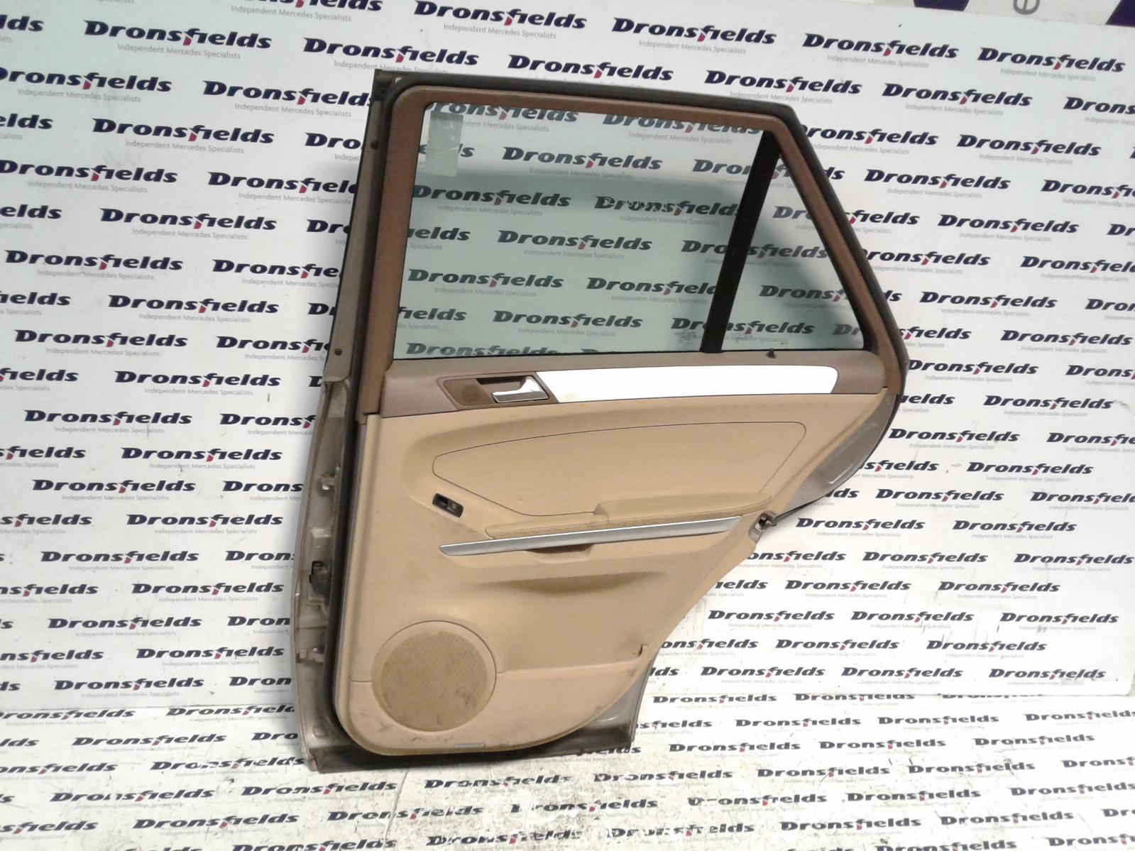 View Auto part Door Lock Assembly Mercedes M Class 2007