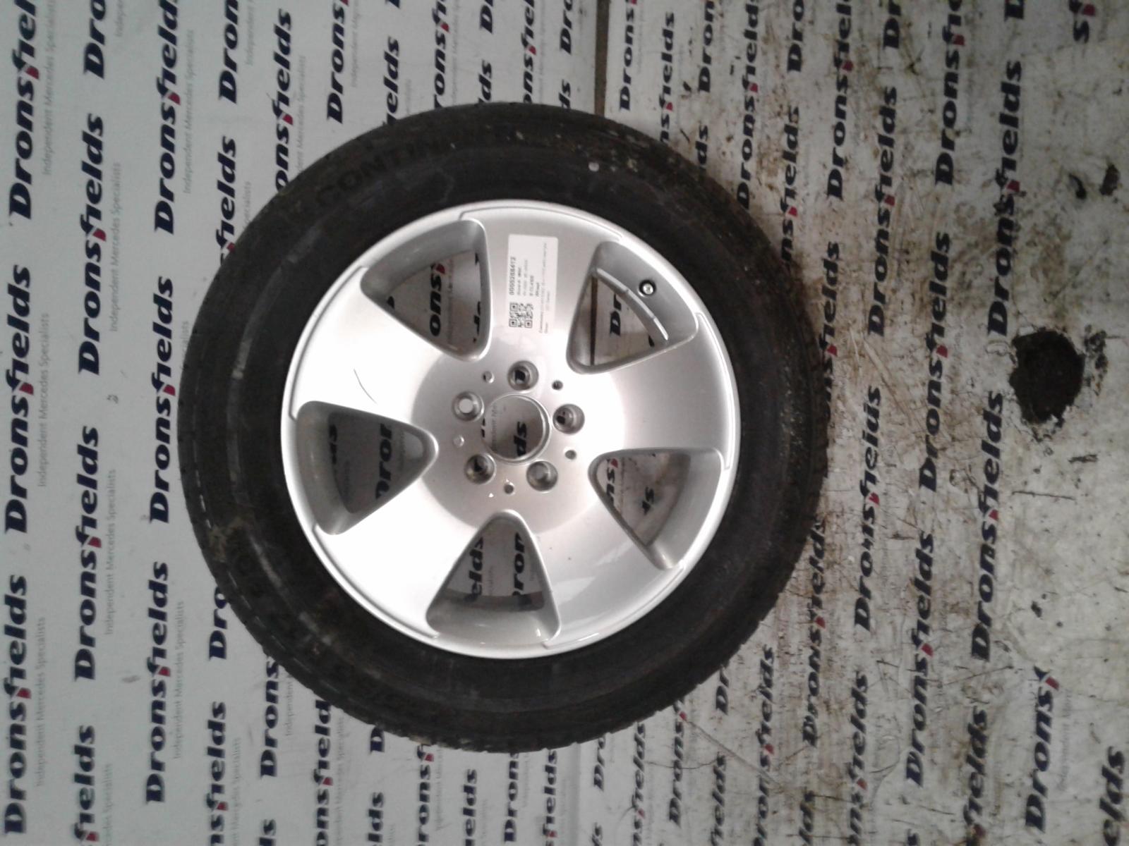 View Auto part Wheel Mercedes S Class 2008