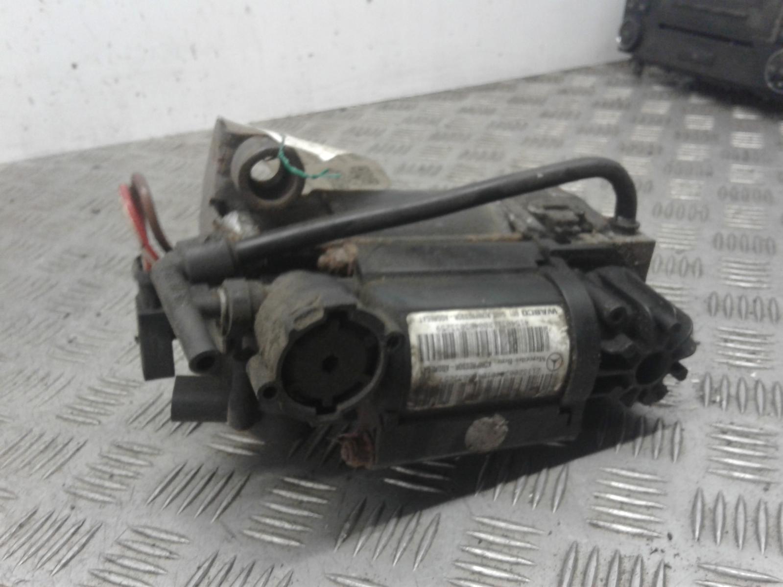 View Auto part Air Ride Compressor Mercedes S Class 2006