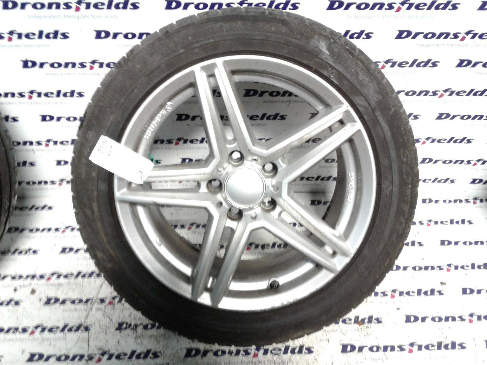 View Auto part Wheel Mercedes E Class 2013