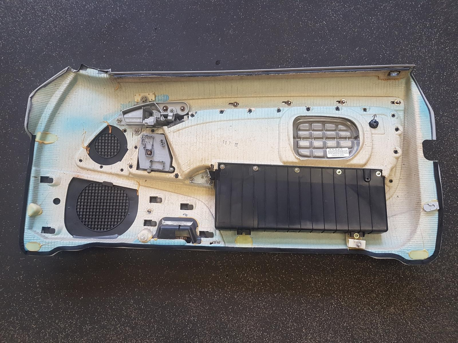 View Auto part Door Panel Mercedes Sl 1999