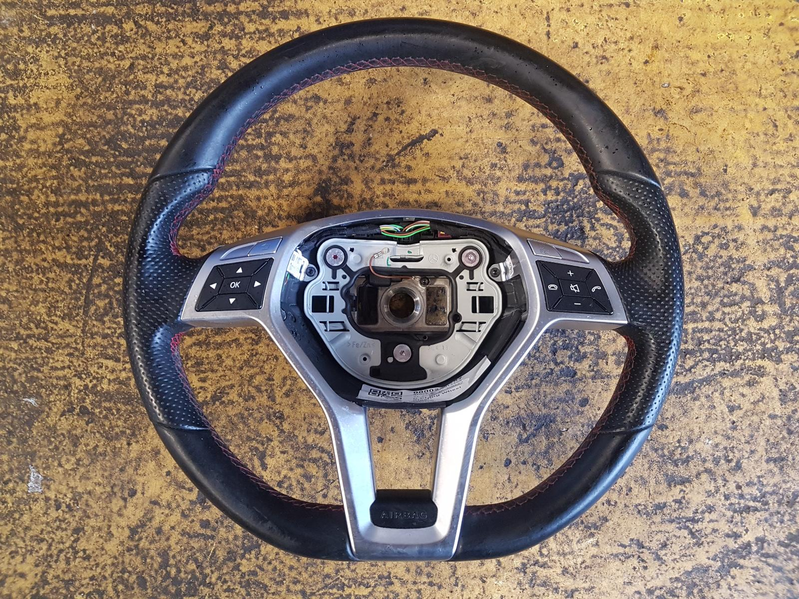 View Auto part Steering Wheel Mercedes C Class 2013
