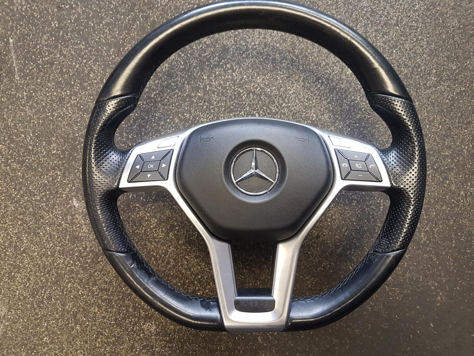 View Auto part Steering Wheel Mercedes Cls Class 2013