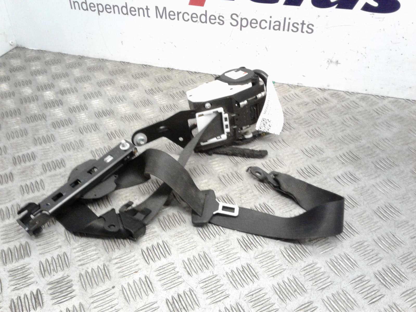 View Auto part Seat Belt Mercedes E Class 2013
