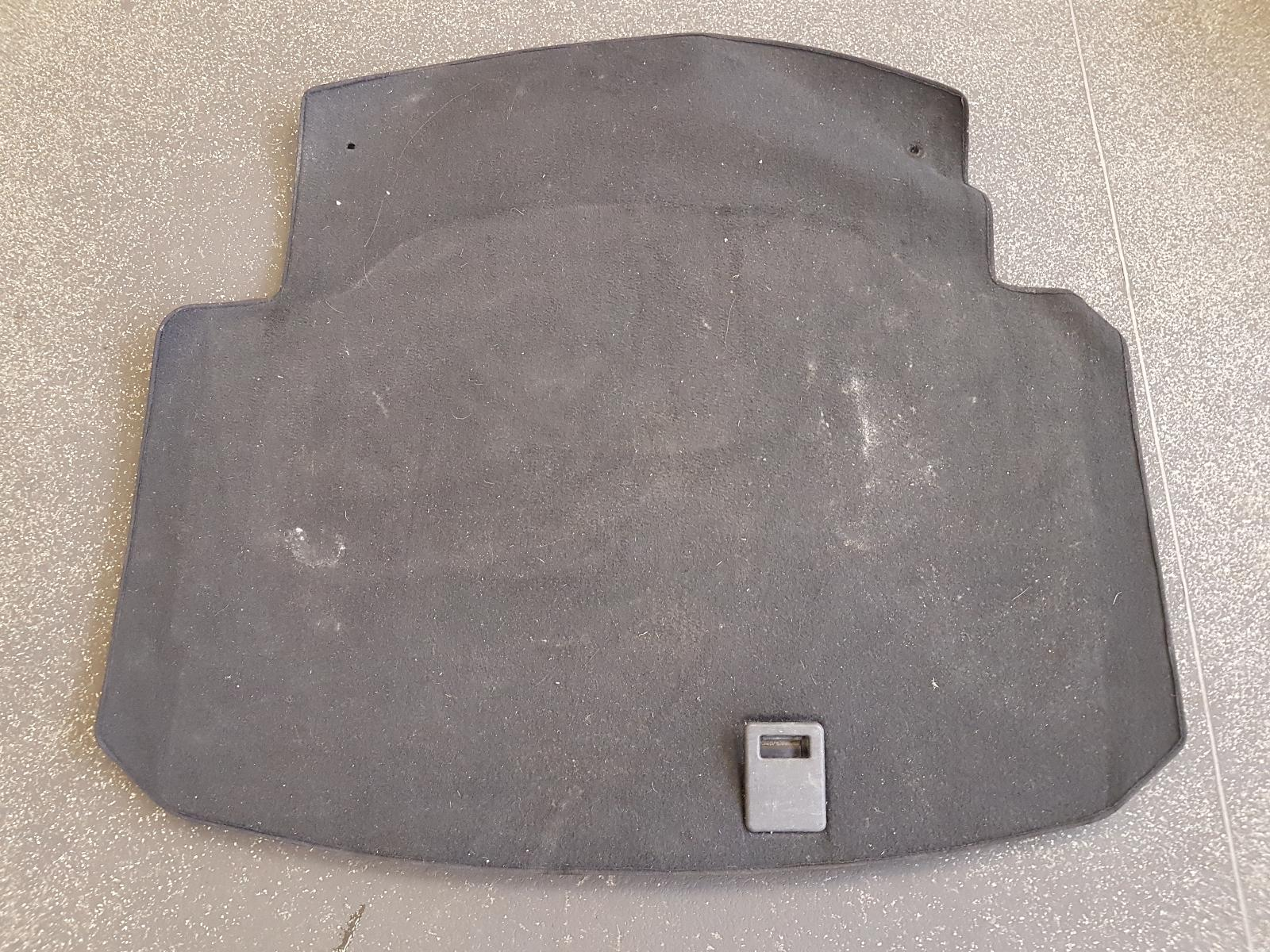 View Auto part Boot Floor Cover Mercedes C Class 2009