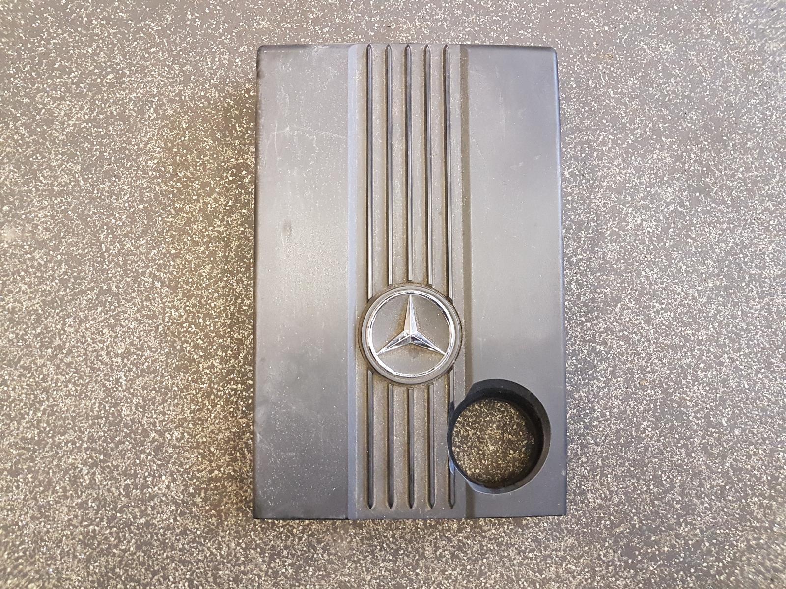 View Auto part Engine Cover Mercedes C Class 2004