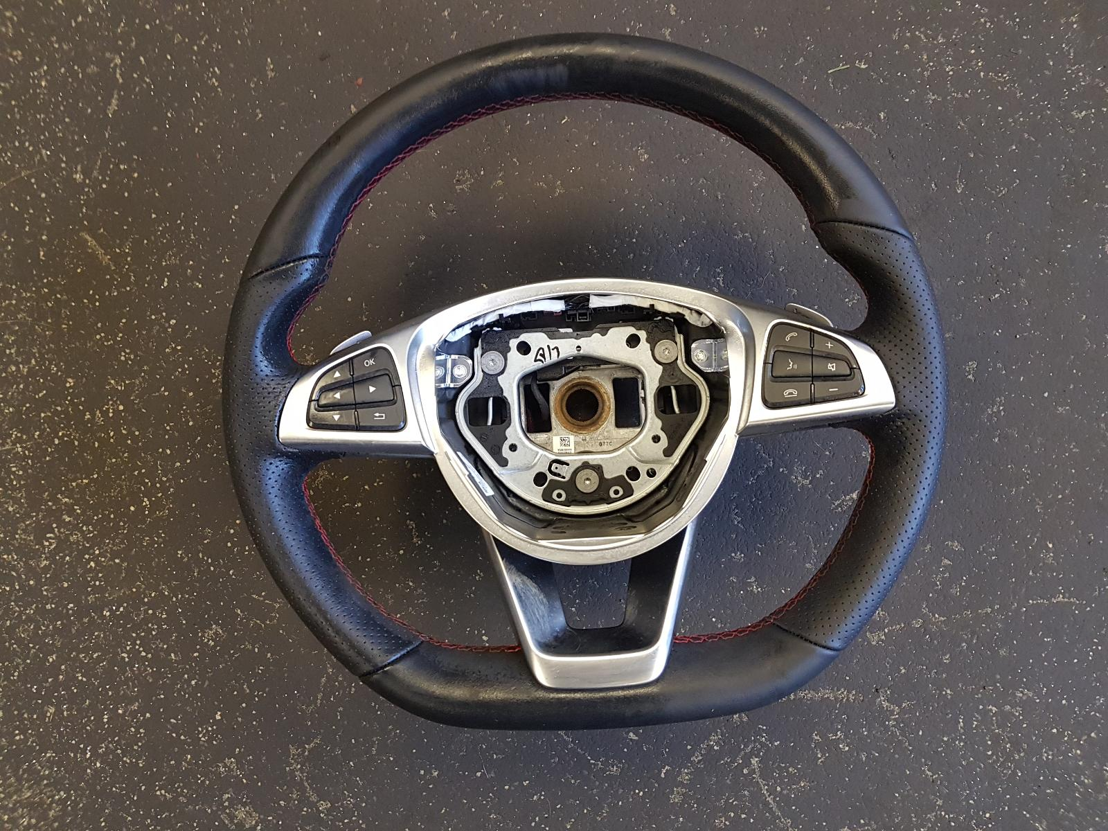 View Auto part Steering Wheel Mercedes Gla Class 2019