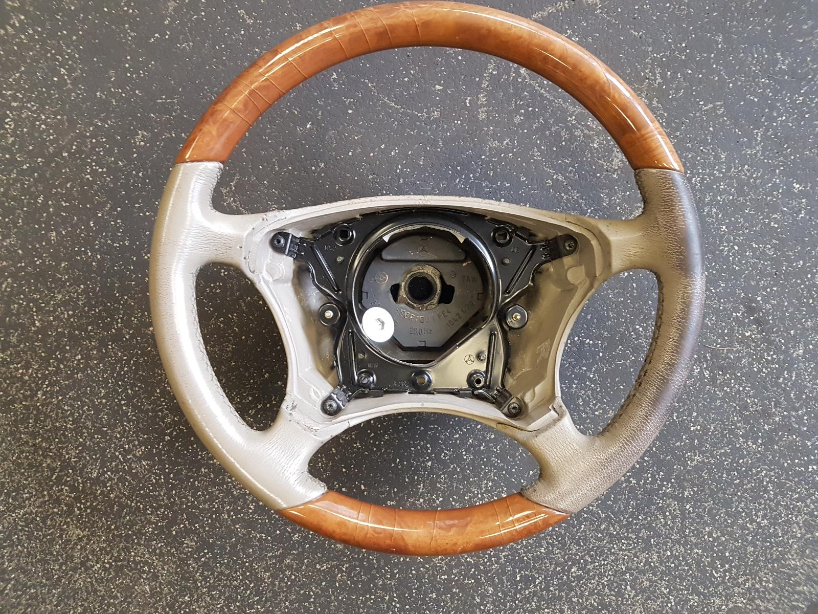 View Auto part Steering Wheel Mercedes S Class 2005