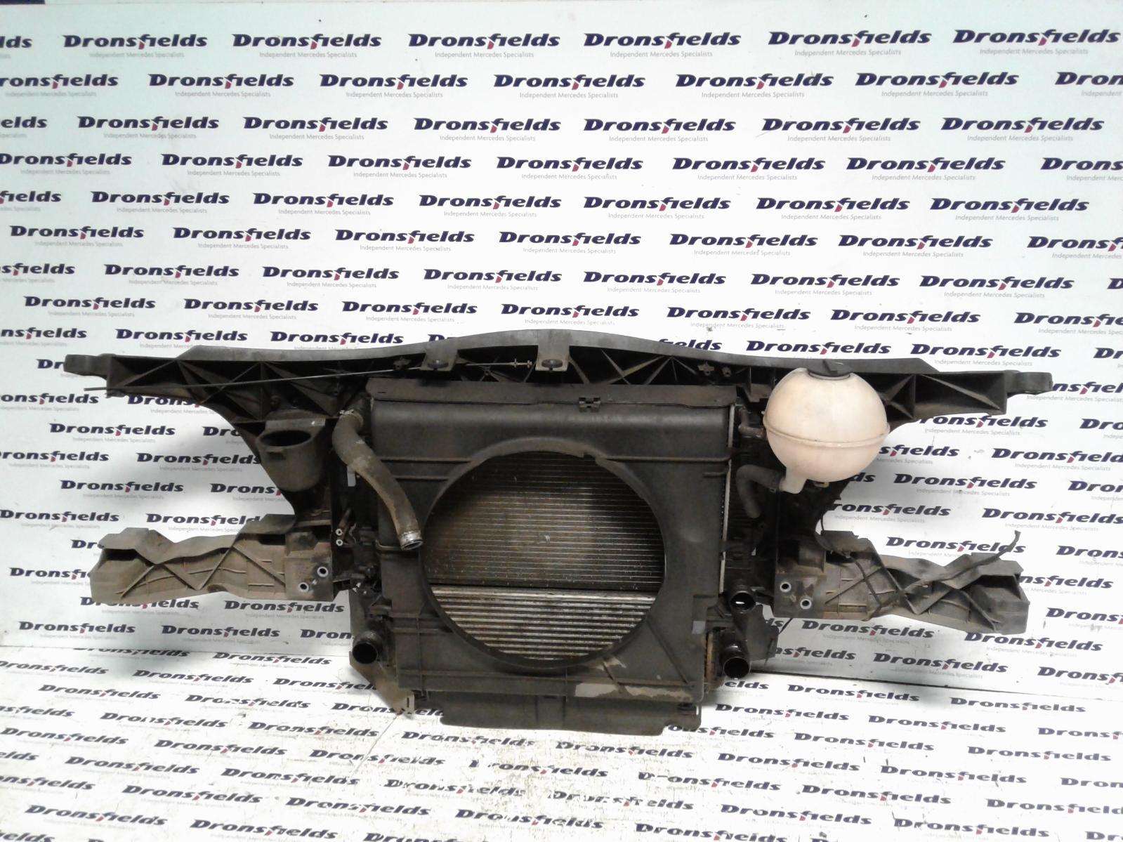 View Auto part Intercooler Mercedes Sprinter 2016