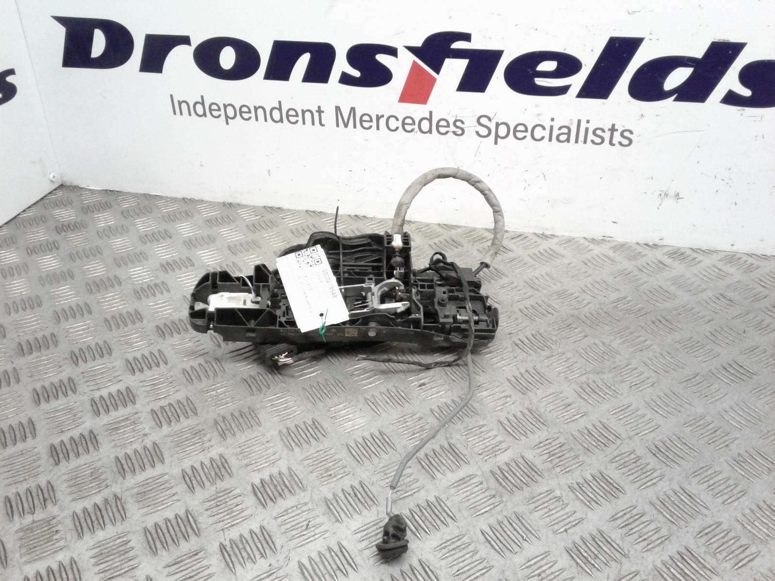 View Auto part Door Lock Assembly Mercedes A Class 2019