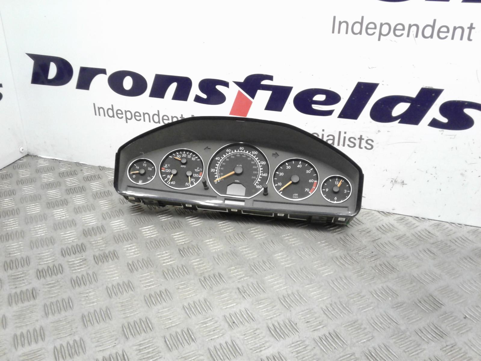 View Auto part Speedometer Mercedes Sl 1999