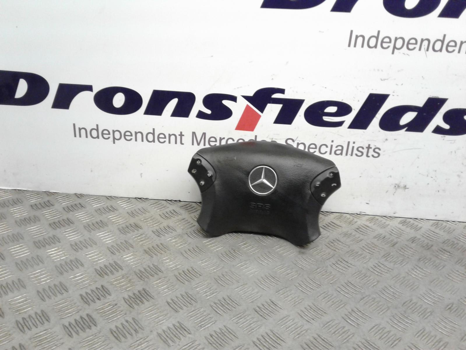 View Auto part R Air Bag Mercedes C Class 2004