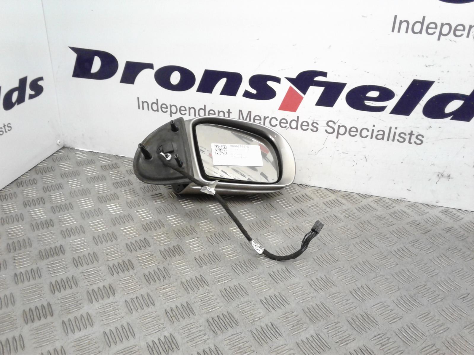 View Auto part R Door Mirror Mercedes M Class 2007