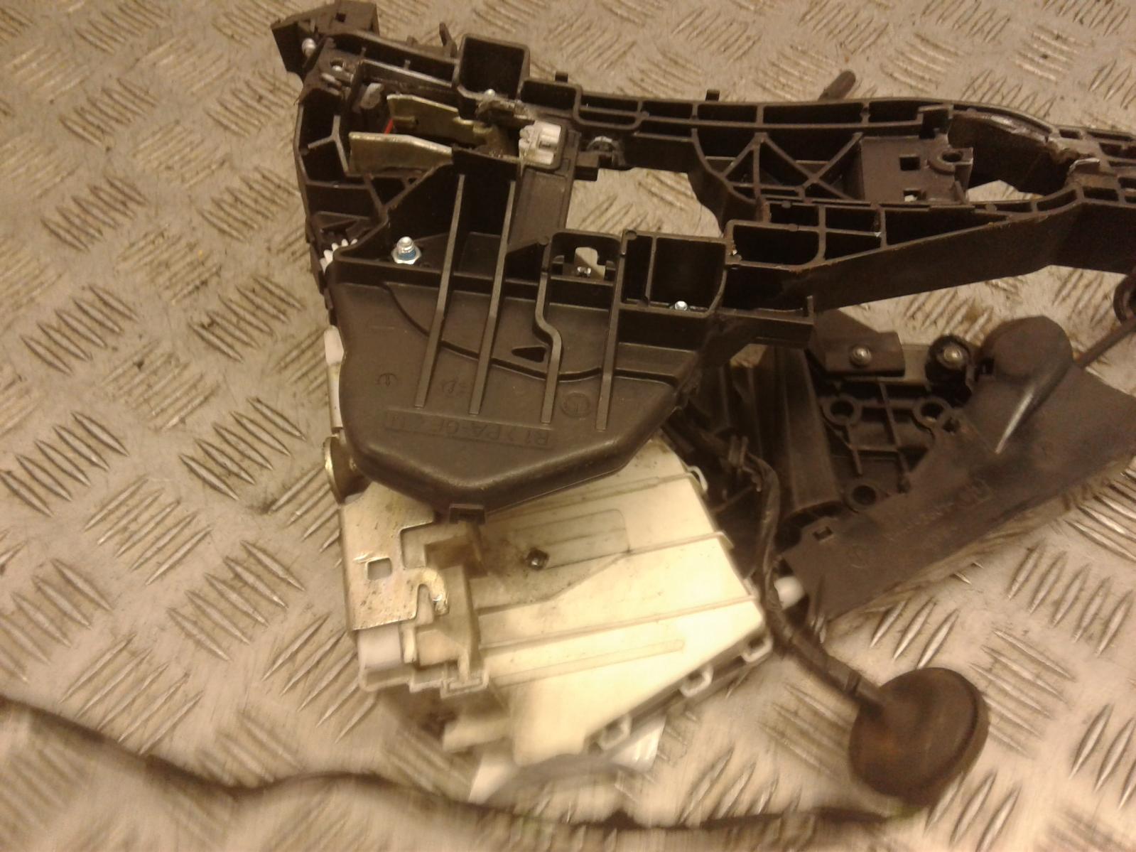 View Auto part Door Lock Assembly Mercedes B Class 2007