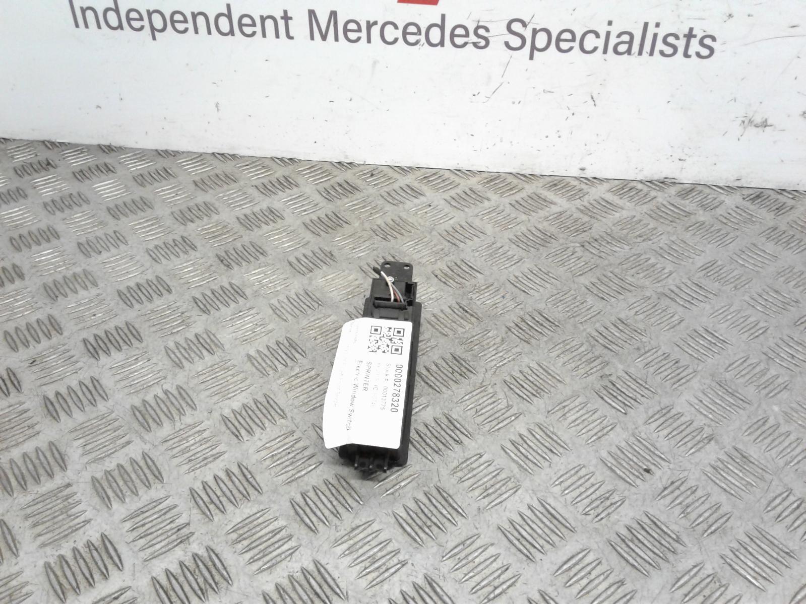 View Auto part Elect. Window Switch Mercedes Sprinter 2015