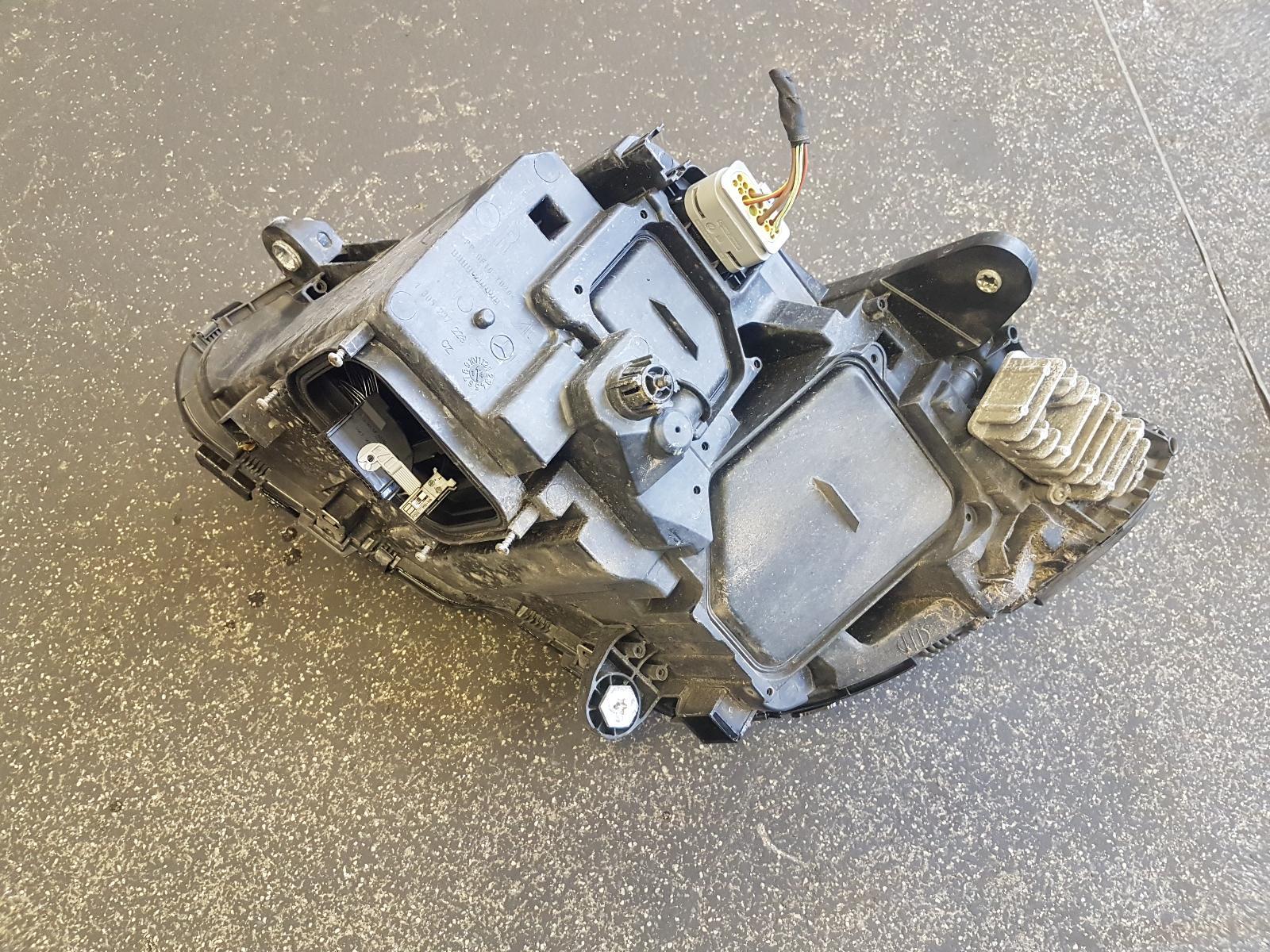 View Auto part R Headlamp Mercedes C Class 2015