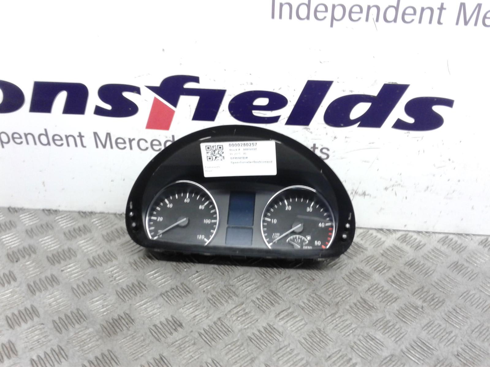 View Auto part Speedometer Mercedes Sprinter 2015