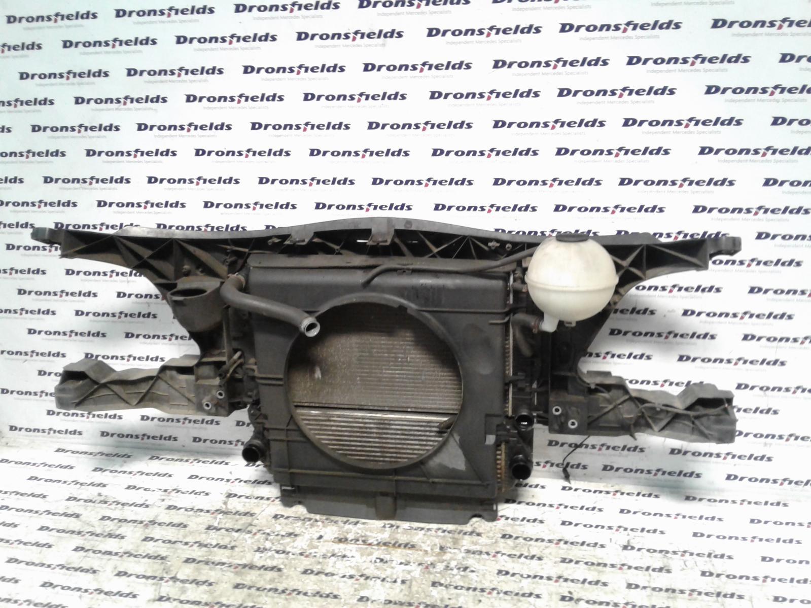 View Auto part Intercooler Mercedes Sprinter 2015