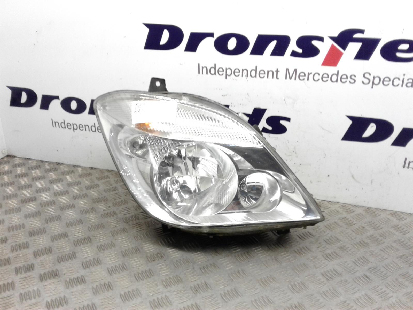 View Auto part R Headlamp Mercedes Sprinter 2008