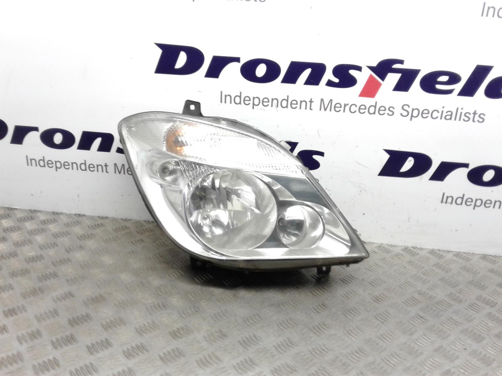 View Auto part R Headlamp Mercedes Sprinter 2012