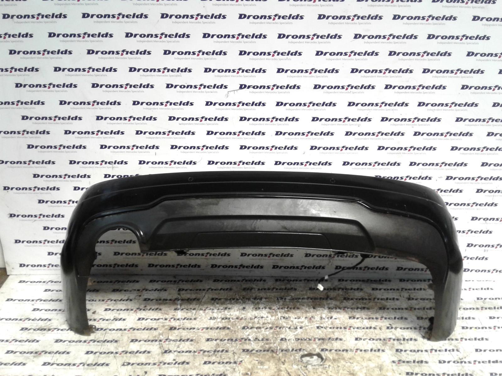 View Auto part Rear Bumper Mercedes C Class 2012
