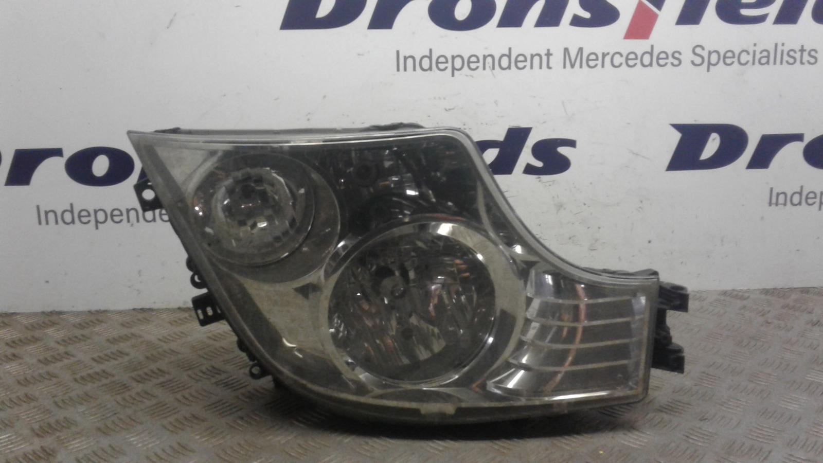 View Auto part L Headlamp Mercedes Actros 2011