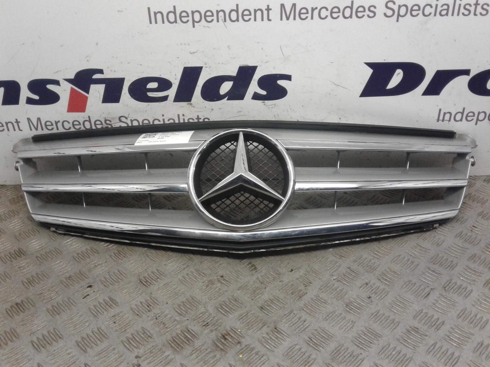 View Auto part Grille Mercedes C Class 2008