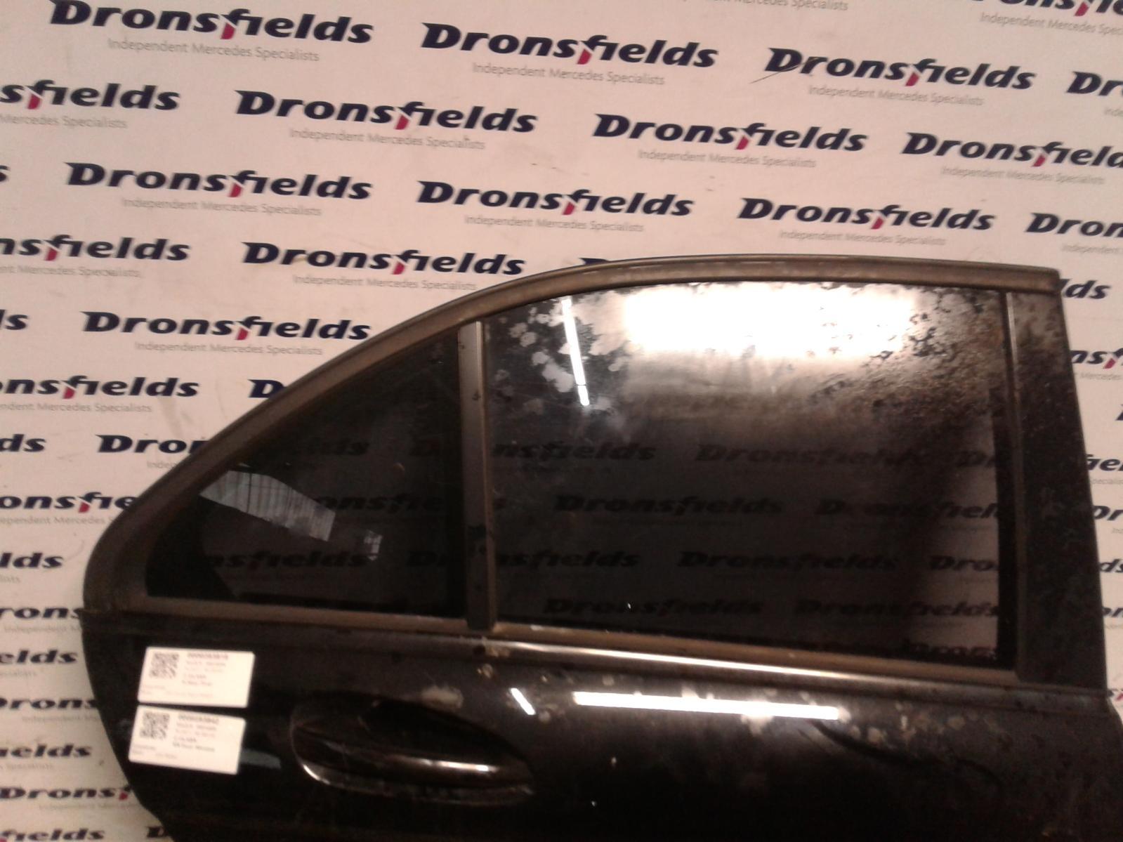 View Auto part RR Door Window Mercedes C Class 2011