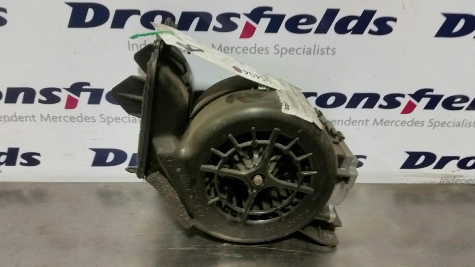 View Auto part Heater Motor/Assembly Mercedes C Class 2002