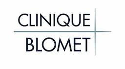 Logo clinic blomet