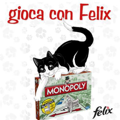 gioca con Felix