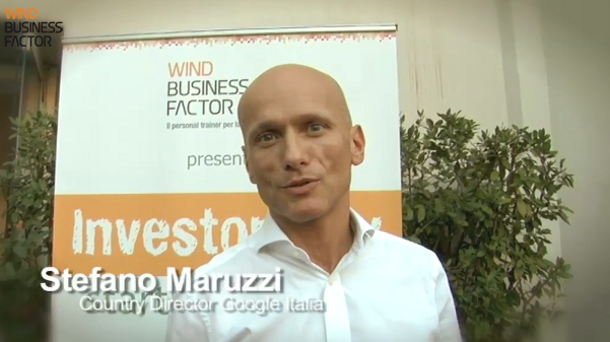 """Stefano Maruzzi, Google Italia: """"Startup, non c'è solo la Big Idea"""""""