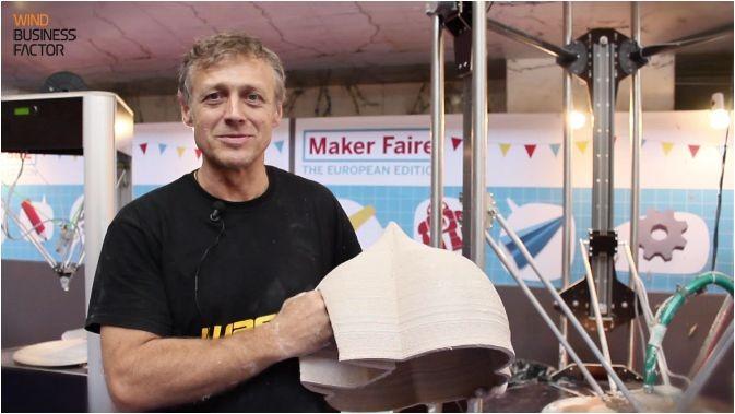 Wasp: stampanti 3D per progetti eco-sostenibili