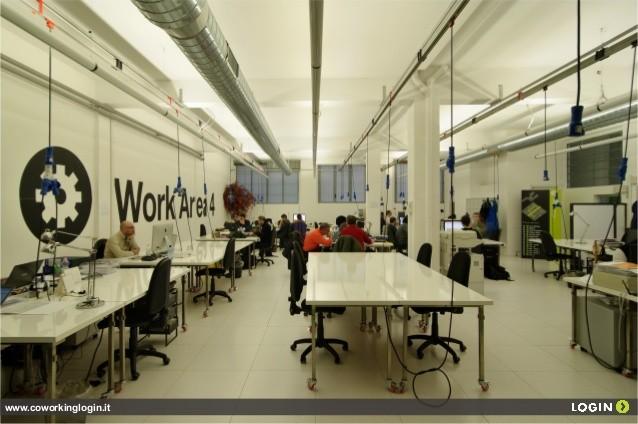 Il coworking tecnologico per professionisti e freelance