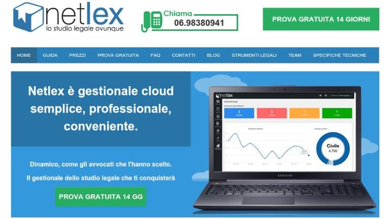 Netlex: il gestionale per studi legali