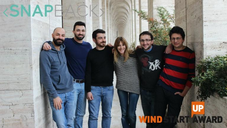 I pitch da cui farsi ispirare: Snapback, vincitore del Wind Startup Award 2014
