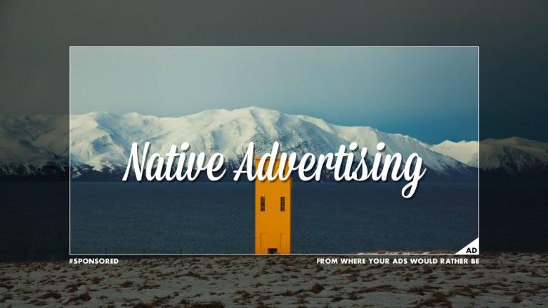 Native advertising: che cos'è e come funziona