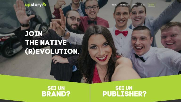 UpStory: dove brand e influencer della rete si incontrano