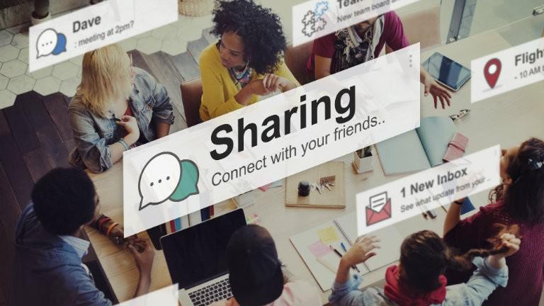 Condividere la pagina sui social network con SumoMe