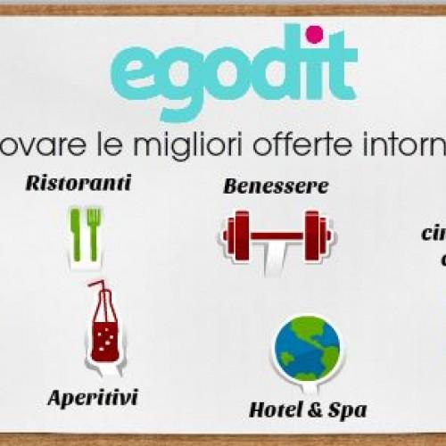 egodit, il social couponing