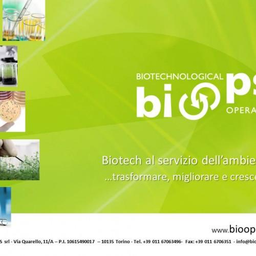 BIOOPS SRL