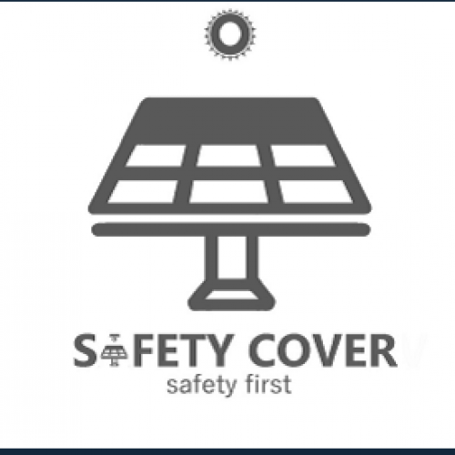 Green Safety Cover PV Panel