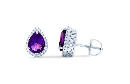 Amethyst Earrings category image