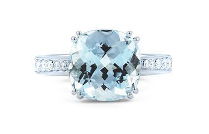 Aquamarine Rings category image