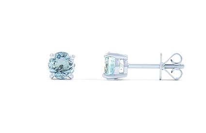 Aquamarine Earrings category image