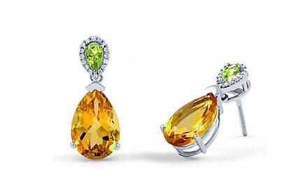 Citrine Earrings category image