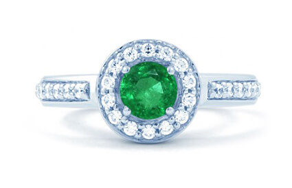 Emerald Rings category image