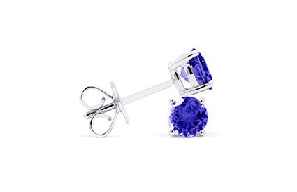 Tanzanite Earrings category image