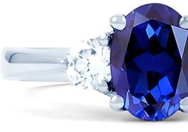 Gemstone Rings category image