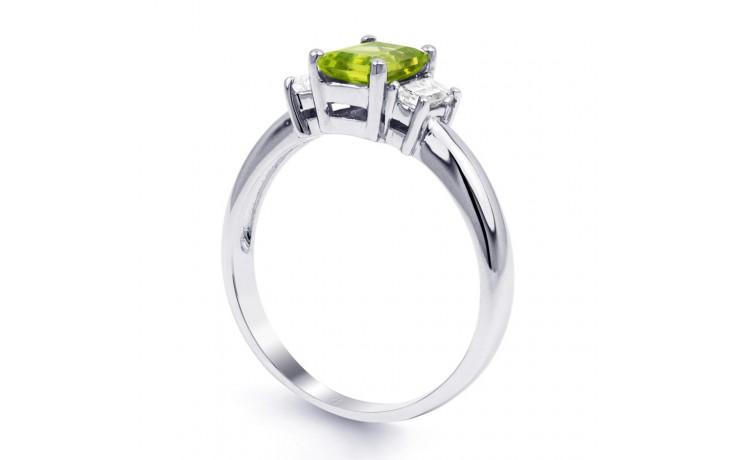 Adorn Peridot & Diamond Ring product image 2